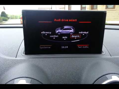 2013 audi a3 sportback 2 0 tdi mmi test youtube. Black Bedroom Furniture Sets. Home Design Ideas
