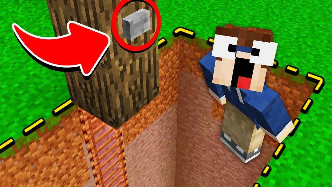 Noob Vs New Secret Minecraft Rooms