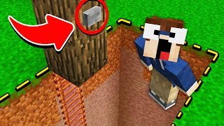 NOOB vs NEW Secret MINECRAFT ROOMS!