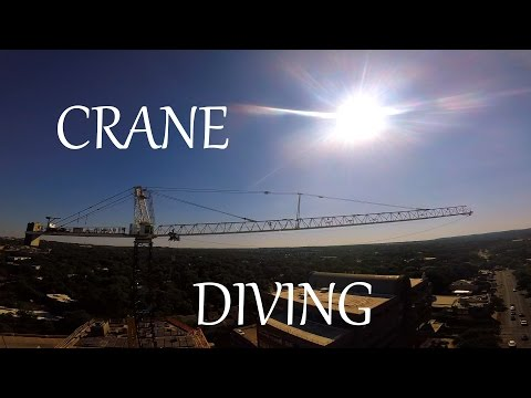 Building Diving & Crane Ripping - Dex