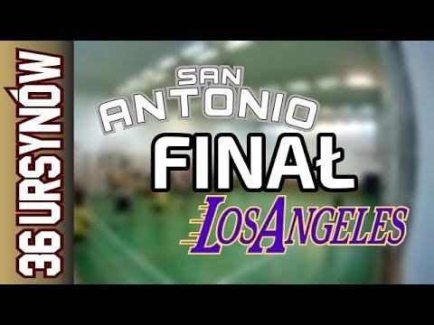 16 03 FINAŁ San Antonio Ursynów vs Los Angeles Ursynów - Basket 36+