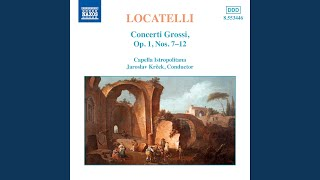 Play Concerto Grosso In F Major, Op. 1/7