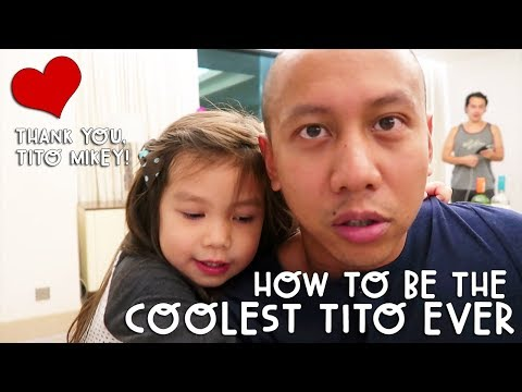 HOW TO BE THE COOLEST TITO EVER (feat. ITSJUDYTIME, BENJI TRAVIS & KIDS, SAY TIOCO) | Vlog #257 thumbnail