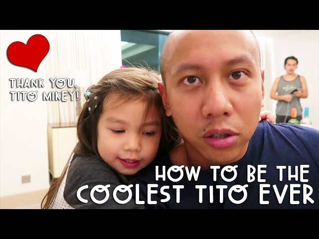 HOW TO BE THE COOLEST TITO EVER (feat. ITSJUDYTIME, BENJI TRAVIS & KIDS, SAY TIOCO) | Vlog #257