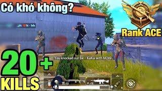 [PUBG Mobile] TAKAZ Solo Squad Rank Ace Khi Fan Yêu Cầu | Liệu Có Nổi Top 1???