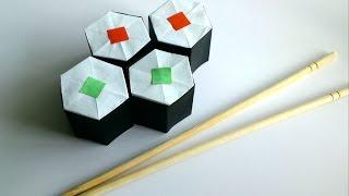 אוריגמי סושי