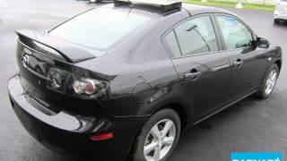 M3374A mazda 3 noir 2008