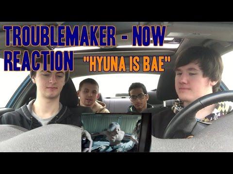 TroubleMaker - Now MV Reaction (Non-Kpop Fan)