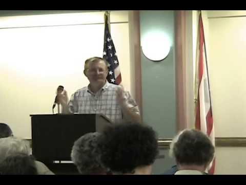 Stephen House Discusses Archeological Discoveries Near Battle of Sandusky Sites (Part 2)