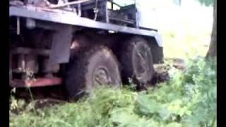 водная катапульта видео