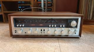 켄우드KR7600리시버의 소리입니다