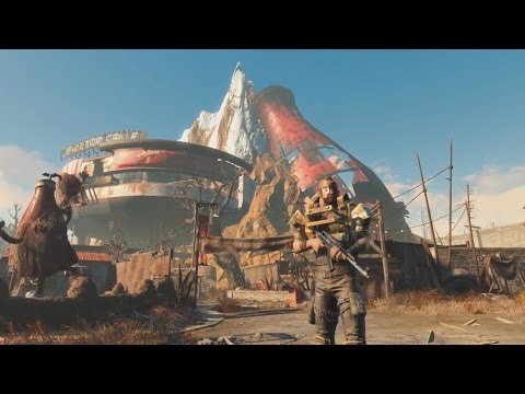 FALLOUT 4 Nuka World Trailer - IN-DEPTH ANALYSIS!
