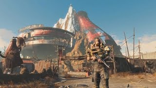 FALLOUT 4 Nuka World Trailer - IN-DEPTH ANALYSIS