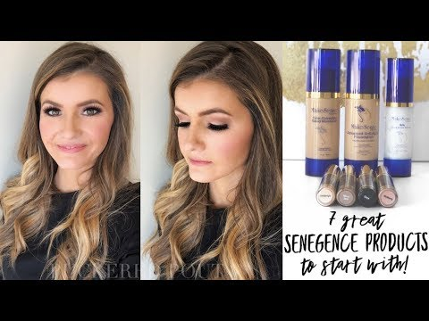 7 great senegence cosmetics for beginners  youtube