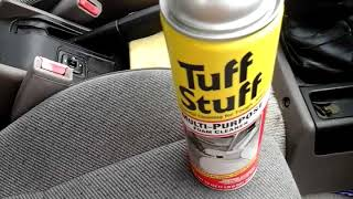 Tuff stuff the best foam cleaner in the world