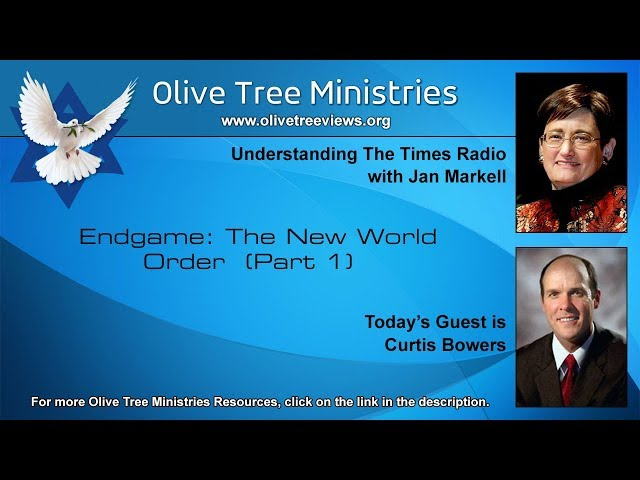 Endgame: The New World Order (Part 1) – Curtis Bowers