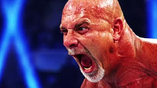 Goldberg will be live on Friday Night SmackDown