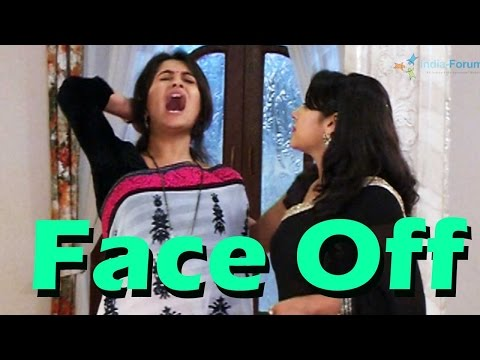 Want to see the most dramatic face off between Simar and Daayan Mohini? Check this out