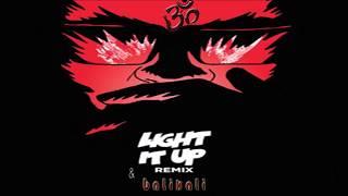 light it up remix mashup balikali   רמיקס משאפ