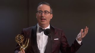 70th Emmy Awards: Last Week Tonight With John Oliver Wins For Outstanding Variety Talk Series