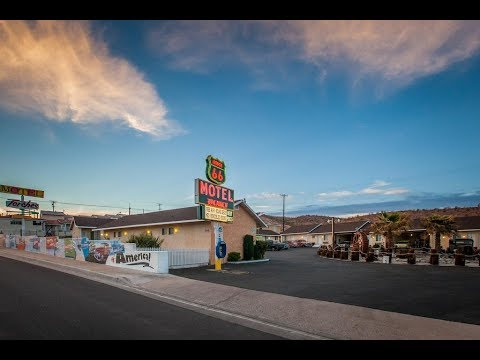 Route 66 Barstow Hotel - Barstow Hotels, California