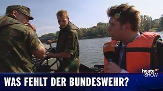 Die Wehrpflicht ist ausgesetzt – so wird die Bundeswehr attraktiver!