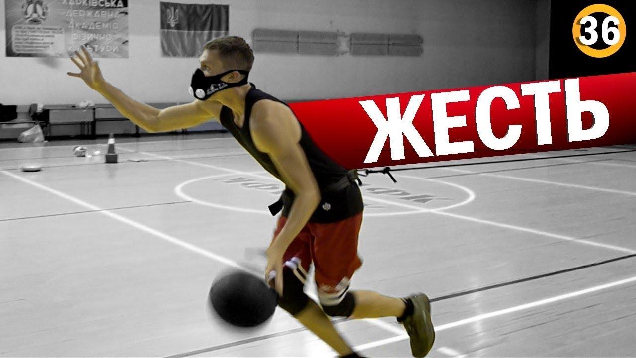 Тренирую Слабую Руку | Smoove x Школа Баскетбола