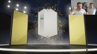 5x GUARANTEED ICON SBC PACKS!! 😱- OUR BEST TOTS PACK YET! FIFA 19 PACK OPENING