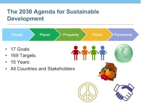 Teaching the UN Sustainable Development Goals
