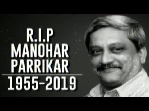 Goa Chief Minister Manohar Parrikar Passes Away At 63 | Breaking Mp3