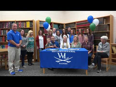 Real Talk - Ariel Edenfield Signing To Georgia College & State University