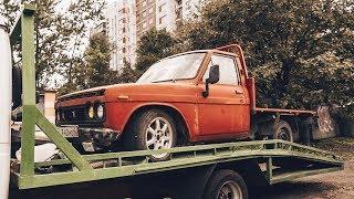 Купил Редчайший TOYOTA HILUX RN13 1971