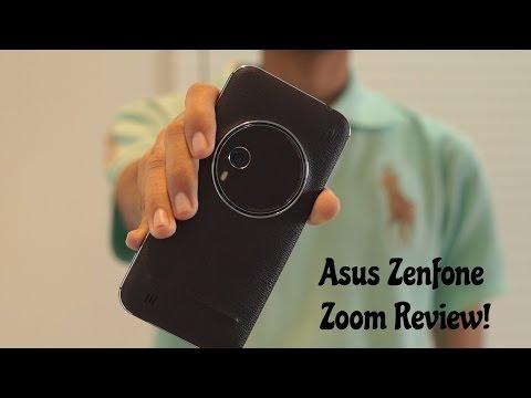 Asus Zenfone Zoom ZX551ML Full Review - Best Smartphone Camera?