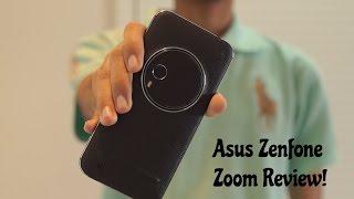 review Asus Zenfone ZOOM ZX551ML