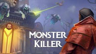 Monster Killer Pro - Assassin, Archer Hero Shooter game play andriod,ios screenshot 5