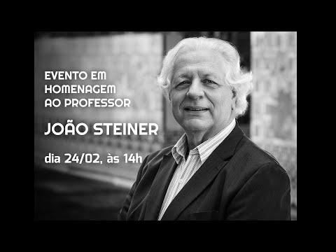 Homenagem ao Prof.