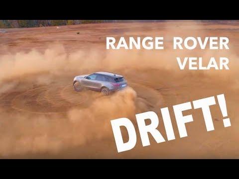Drift od milion kuna? -  Range Rover Velar - testirao Juraj Šebalj