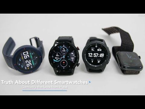 Truth About Smartwatches Real Functionality & Differences