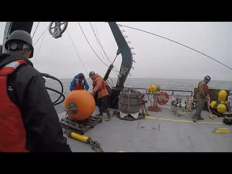 Deployment of Coastal Endurance Washington Offshore Profiler Mooring (CE09OSPM)