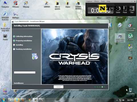 crysis warhead reloaded registration code
