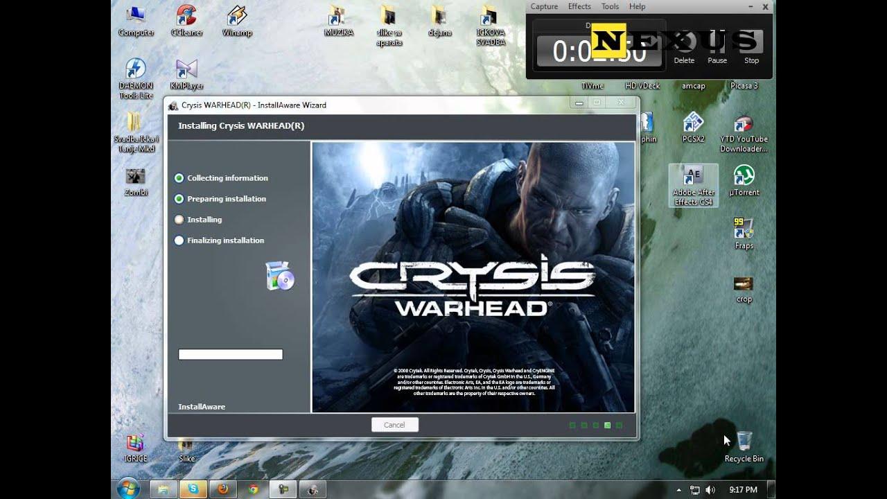 crysis download ocean of games