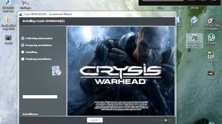 How To Install Crysis Warhead (HD 720p)