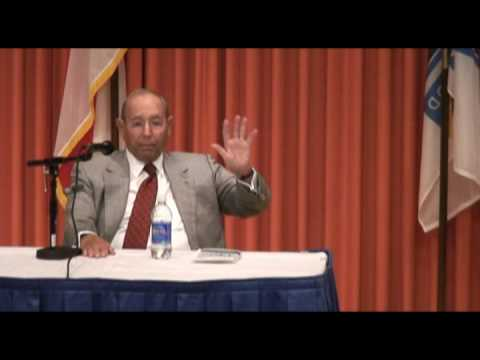 Dr. Richard DeVos elaborates on his book The Ten Powerful Phrases for Positive People