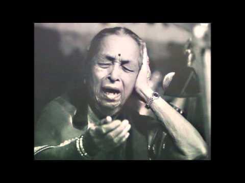 Raga Ahir Bhairav - Gangubai Hangal