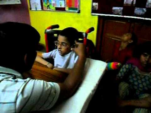 TOUCH NGO Speech Therapy.AVI