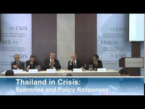 Thailand in Crisis: Scenarios and Policy Responses_Panel2
