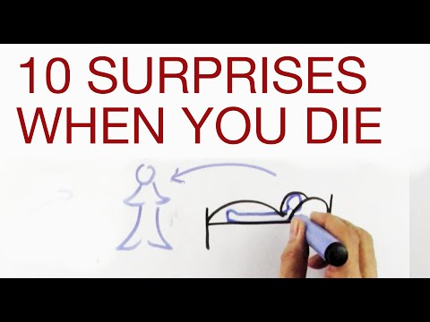 10 SURPRISES WHEN YOU DIE explained by Hans Wilhelm