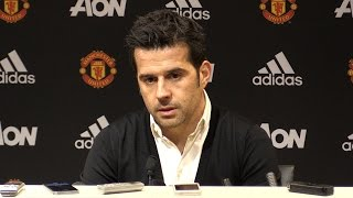 Manchester United 2-0 Hull City - Marco Silva Full Post Match Press Conference - EFL Cup