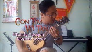 Con tim tan vỡ - Phan Mạnh Quỳnh - Mendy Nguyen Ukulele Cover