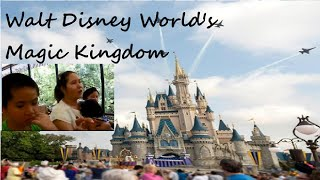 Magic Kingdom in Walt Disney World - Lake Buena Vista, FL 32830, USA- Alo family 06/18/14